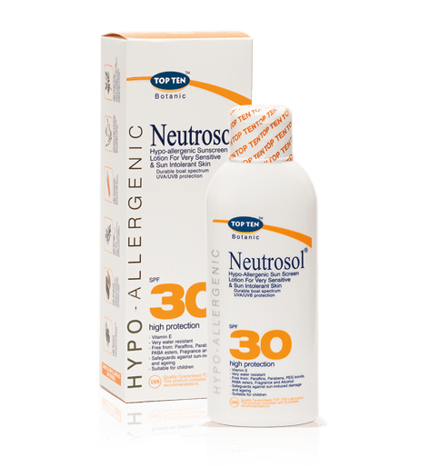Top TenNeutrosol Sunscreen Lotion