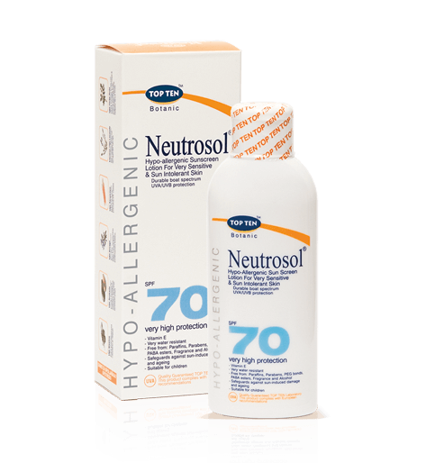 Top Ten Neutrosol Sunscreen Lotion